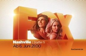"""Da ist ordentlich Musik drin: Die fünfte Staffel """"Nashville"""" ab  6. Juni exklusiv auf Fox"""