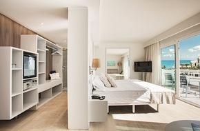 alltours flugreisen gmbh: allsun Hotel Barlovento bietet Urlaubsgästen ab sofort auch 34 luxuriöse Suiten mit Meerblick an / alltours Gäste haben jetzt eine noch größere Auswahl bei der Zimmerwahl