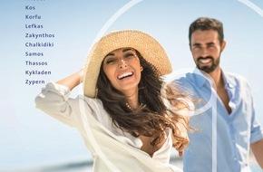 alltours flugreisen gmbh: alltours erweitert Griechenland-Programm im Sommer 2016 massiv und baut Exklusivangebot aus / Ionische Inseln Lefkas und Zakynthos sind neue Zielgebiete