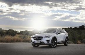 Mazda: Mazda legt um fast 27 Prozent zu