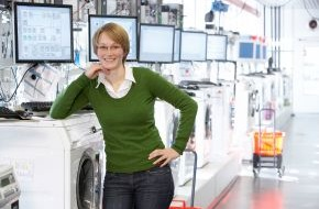 Miele & Cie. KG: Hannover Messe: Hausgerätehersteller beim Job & Career Market /  Miele sucht Ingenieure mit Bachelor-Abschluss /  Nachwuchskräfte mit besonderer Persönlichkeit und sehr guten Leistungen gefragt