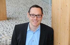 homegate AG: Matthias Kern est le nouveau responsable clients professionnels de Homegate SA