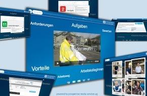 Prospective Media Services AG: Prospective Media Services - Neue Generation von Online-Stelleninseraten