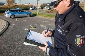 Polizeipressestelle Rhein-Erft-Kreis: POL-REK: Verkehrsunfall in einem Kreisverkehr - Wesseling