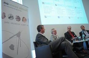 """news aktuell GmbH: media coffee in München: """"Expedition ins Ungewisse - Welche neue Medienwelt entdecken Verlage, Web und Social Media?"""" dpa-Tochter news aktuell setzt Diskussionsreihe fort (mit Bild)"""