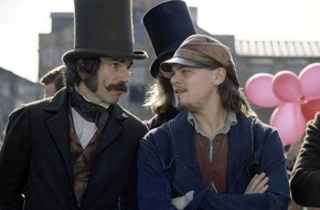 "RTL II: RTL II zeigt Leonardo DiCaprio in Martin Scorseses ""Gangs of New York"""