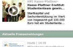 news aktuell GmbH: Presseportal.de jetzt auch als Android-App / dpa-Tochter news aktuell baut Präsenz im mobilen Web aus