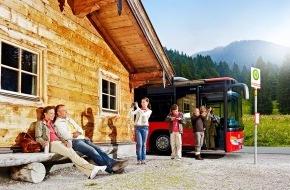Alpenpark Karwendel: Naturgenuss Karwendel, aber umweltfreundlich & stressfrei!