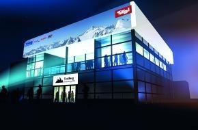 Tirol Werbung: Der Countdown läuft: TirolBerg zu Gast bei der Alpinen Ski-WM in Schladming
