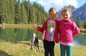 Alpenregion Bludenz Tourismus GmbH: Bunter Familiensommer im Süden Vorarlbergs