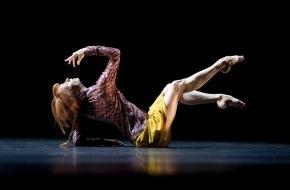 Migros-Genossenschafts-Bund Direktion Kultur und Soziales: Programmpräsentation 13. Ausgabe Migros-Kulturprozent Tanzfestival Steps  Noch 30 Tage bis zur Premiere in Genf
