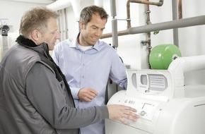 IWO Institut für Wärme und Oeltechnik: Erhöhte Zuschüsse für neue Heizungen / Brennwerttechnik leistet wertvollen Beitrag für mehr Energieeffizienz