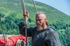 """ProSieben Television GmbH: Die wilden Männer sind zurück: Start der zweiten Staffel """"Vikings"""" ab 10. April 2015 auf ProSieben"""