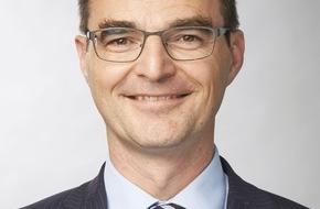 Sanitas Krankenversicherung: Max Schönholzer, nouveau CEO de Sanitas