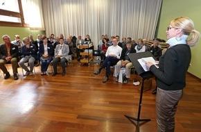 Fürstentum Liechtenstein: ikr: Jahrestreffen der Bodenseearchivare in Vaduz