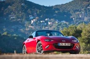 Mazda: Neuer Mazda MX-5 zu Preisen ab 22.990 Euro bestellbar