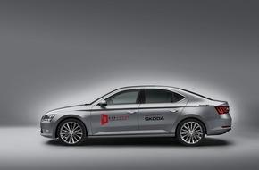 Skoda Auto Deutschland GmbH: SKODA ist Mobilitätspartner beim Deutschen Theaterpreis 'Der Faust'