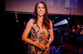 MEDIENNACHT: Susanne Wille als erste Frau mit dem «MedienStar»-Award geehrt