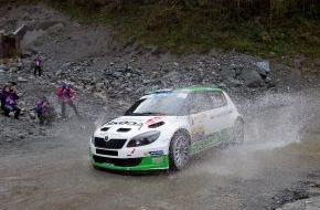 Skoda Auto Deutschland GmbH: Sieg von Lappi in der Schweiz bringt SKODA frühzeitig die Europameisterschaft* (FOTO)