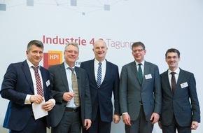 HPI Hasso-Plattner-Institut: Industrie 4.0: Wirtschaftsministerium fordert Investitionsschub von 10 Milliarden Euro pro Jahr in Breitband-Netzausbau