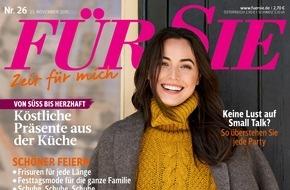 """Jahreszeiten Verlag, FÜR SIE: Ulrich Wickert im Exklusiv-Interview mit der FÜR SIE / """"Ich golfe nicht, also schreibe ich"""""""