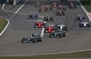Sky Deutschland: Start der Königsklasse des Motorsports - die Formel 1 auf Sky
