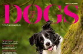 """Gruner+Jahr, DOGS: Dunja Hayali: """"Es gibt definitiv mehr irre Menschen als irre Hunde"""""""