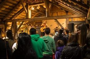 Bregenzerwald Tourismus: Konzertreihe BREATHE AUT gastierte im Bregenzerwald