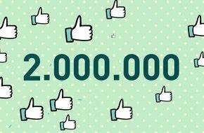 LIDL: 2 Millionen Facebook-Fans für Lidl Deutschland / Lidl hat die größte Facebook-Community unter den deutschen Lebensmitteleinzelhändlern