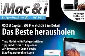 c't: USB-Sicherheitslücke betrifft auch den Mac / Mac & i warnt: Angriffe aus dem Stick