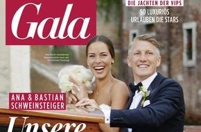 Gruner+Jahr, Gala: Nach dem Ehe-Aus: Mirja du Mont wird Designerin