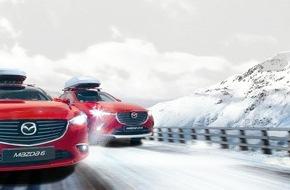 Mazda: Mit Mazda sicher durch den Winter