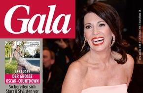 """Gruner+Jahr, Gala: Iris Berben: """"Mädels, riskiert keine dicke Lippe!"""""""