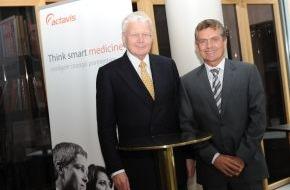 Actavis Inc.: Drogenprävention in Europa: Island und Actavis helfen bei der Eindämmung des Drogenmissbrauchs unter Jugendlichen in Europa / Alkoholmissbrauch bei Jugendlichen sinkt von 42% auf 9% (mit Bild)