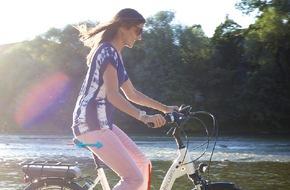 Aktion Gesunder Rücken e. V.: Durch Radfahren den Rücken stärken: Fast alles Einstellungssache