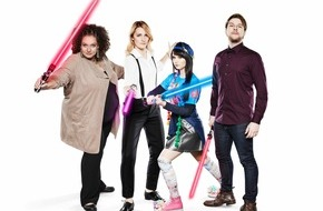 The Voice of Germany: Mit wem ist die Macht? Im Finale kämpfen Isabel, Jamie-Lee, Tiffany und Ayke mit ihren Stimmen um den #TVOG-Thron