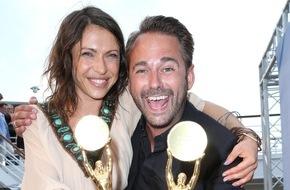 """Hapag-Lloyd Cruises: Sommerevent """"MS EUROPA meets Sansibar 2016"""": Jana Pallaske und Dennis Wilms gewinnen den MS EUROPA Poetry Award"""