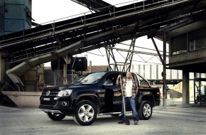 VW / AMAG Automobil- und Motoren AG: Gölä fährt VW Amarok