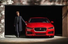 JAGUAR Land Rover Schweiz AG: Emeli Sandé und Jaguar begeistern London bei der Weltpremiere des XE am 8. September