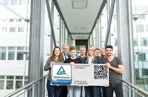 """WAGO Gruppe: TÜV Rheinland zertifiziert WAGO als """"Ausgezeichneten Arbeitgeber"""""""