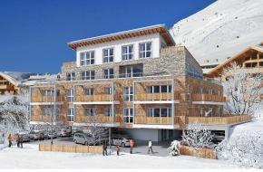 Kristall Spaces AG: Kristall Spaces verkauft exklusive Appartements in Kühtai, dem höchsten Wintersportort Tirols