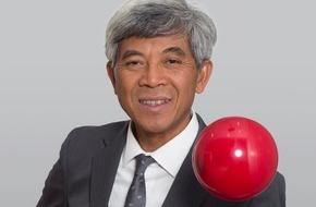 COMPAREX AG: COMPAREX öffnet Niederlassung in Singapur und ernennt Sebastien Sisombat zum neuen Executive Vice President für Asien