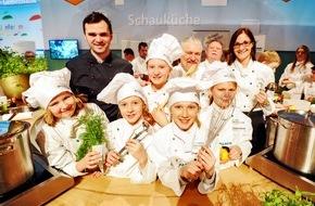 Messe Berlin GmbH: Grüne Woche 2016: So macht Schule Spaß / Mehr als 20.000 Schüler werden zum praxisnahen Unterricht in den Messehallen erwartet