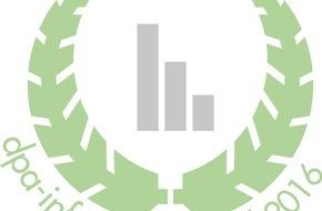dpa Deutsche Presse-Agentur GmbH: Beste Infografik gesucht: dpa lädt zum neunten Mal zum infografik award