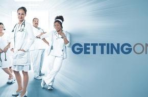 """Sky Deutschland: Es geht noch einmal weiter: die dritte und finale Staffel der HBO-Comedyserie """"Getting On - Fiese alte Knochen"""" exklusiv auf Sky"""