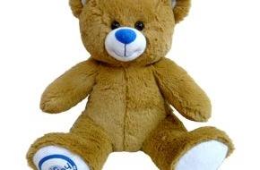 Build-A-Bear Workshop: Bärenstarke Maskottchen für sportliches Fairplay / Build-A-Bear Workshop® unterstützt Stiftung