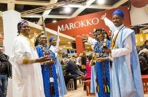 Messe Berlin GmbH: Grüne Woche 2016: 90 Jahre Grüne Woche - Marokko erstes afrikanisches Partnerland auf der Leitmesse des Agribusiness