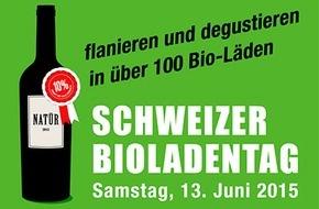 VELEDES: Schweizer Bioladentag 13. Juni