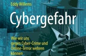 """G Data Software AG: G DATA BUCH """"Cybergefahr"""" veröffentlicht: Infiziert - Cyber-Crime und wie man sich davor schützen kann"""