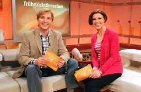 """WDR Westdeutscher Rundfunk: Olli Dittrich glänzt im """"Frühstücksfernsehen"""" in neun verschiedenen Rollen / Sendestart: 06. Mai 2013, 23.30 bis 00.00 Uhr im Ersten"""